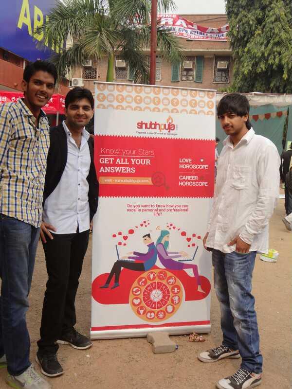 Shubhpuja Hindu college astrology
