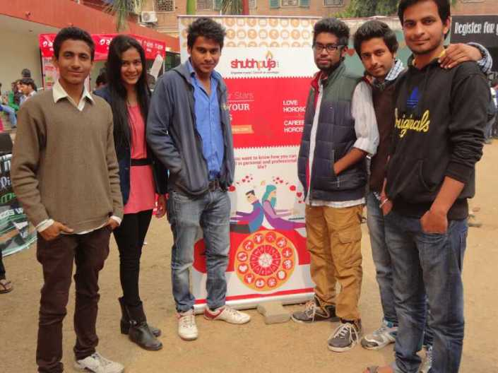 HIndu College, Delhi Universtiy- Fest'14