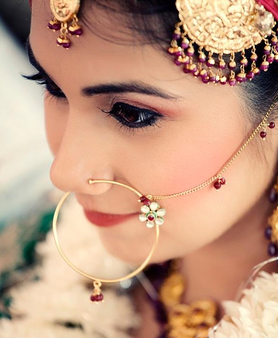 Nose Rings Trendy Or Significant 171 Shubhpuja Com