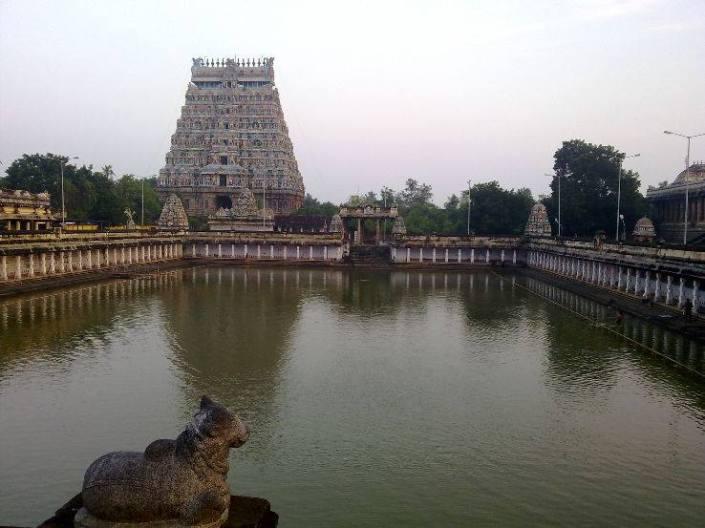 Govindarajasawmi Temple Tirupati Hills.._