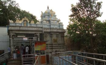 Papavinasam temple which find mention in the Skhanda Purana.._