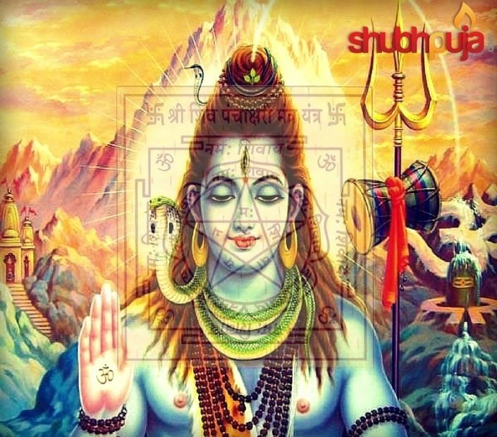 Shiva-Puja