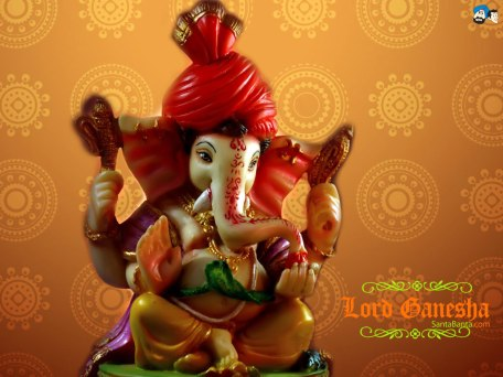 Image result for Lord Ganesha iskcon