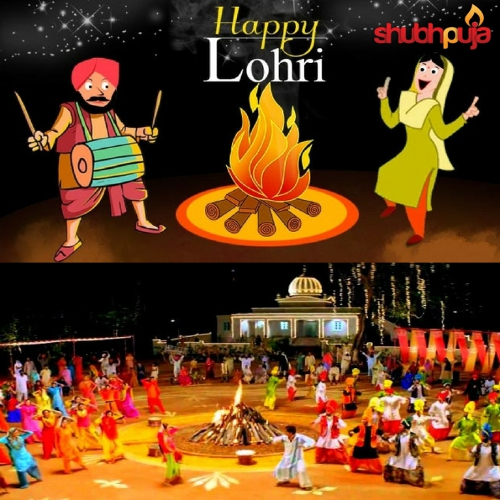 Shubhpuja.com wishing you a Happy Lohri (1)